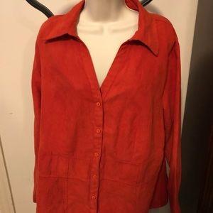 Cato shirt/jacket size 18-20